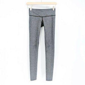 Pure Barre by Splits59 SilverMetallic Yoga Legging